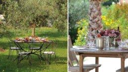 Située à Saint Rémy de Provence, avec une vue imprenable sur les Alpilles, cette villa d'exception de 250 m2 est une invitation à la sérénité.