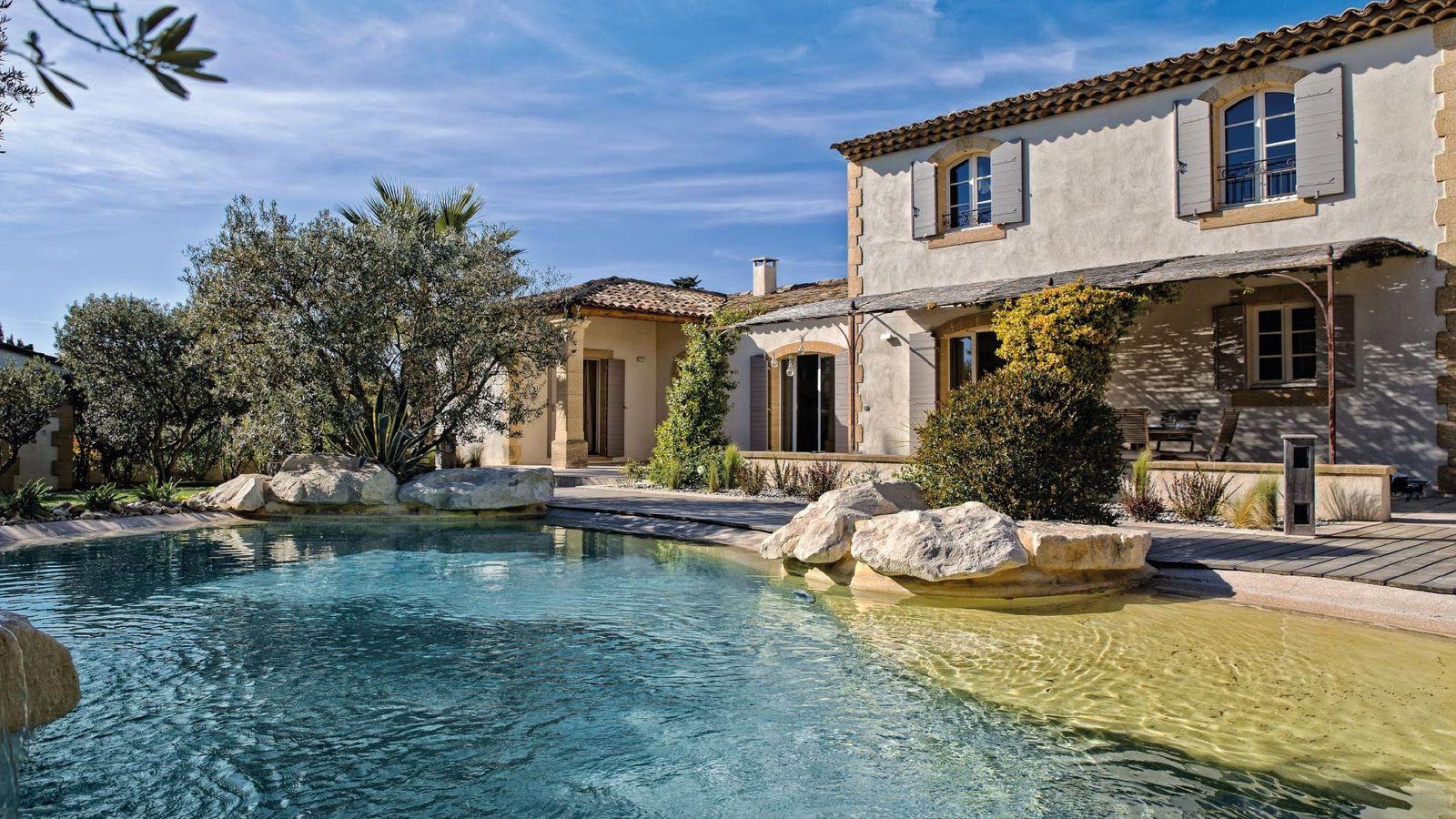 Outstanding villa Rental in Saint Remy de Provence 7
