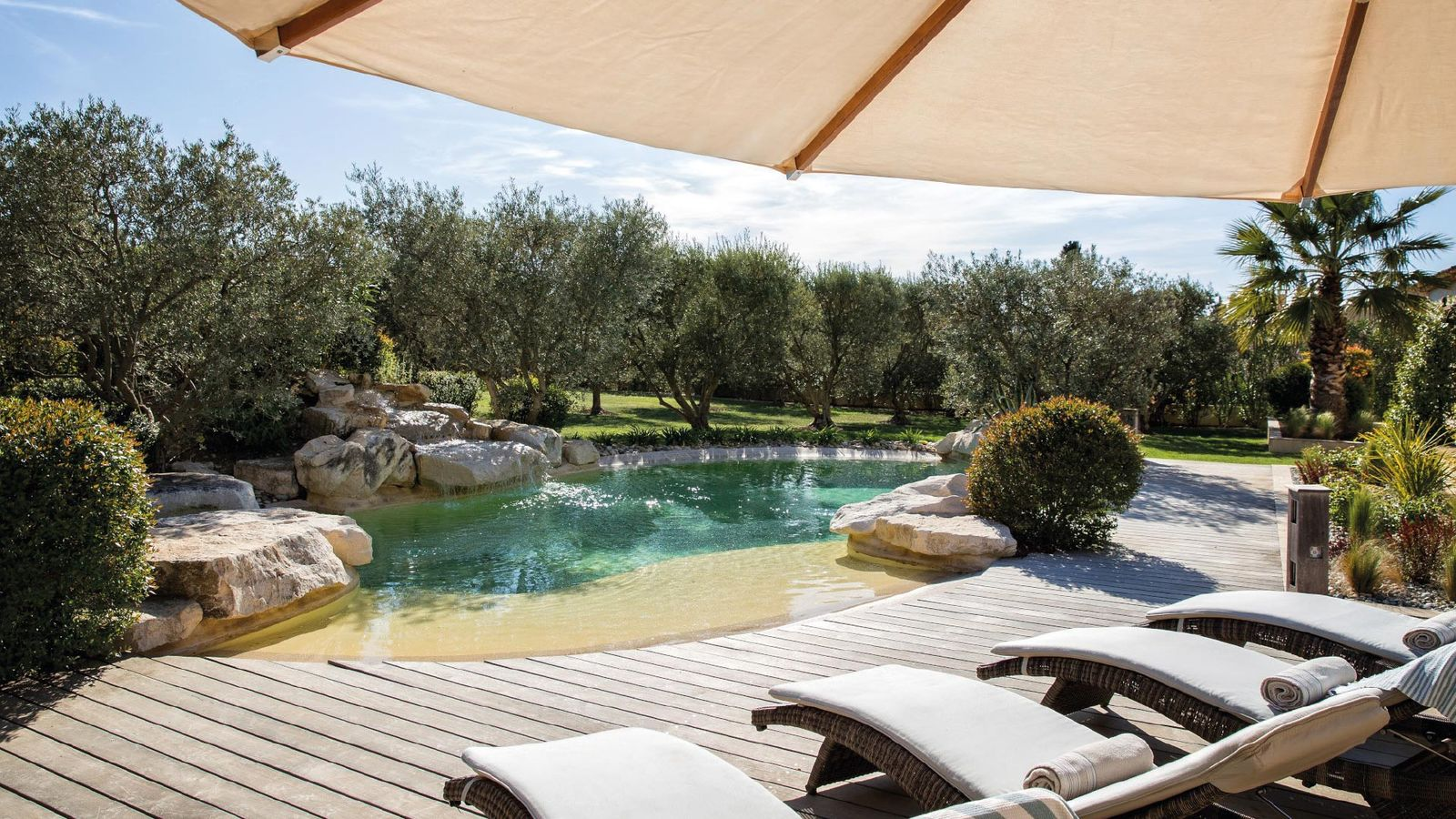 Outstanding villa Rental in Saint Remy de Provence 9