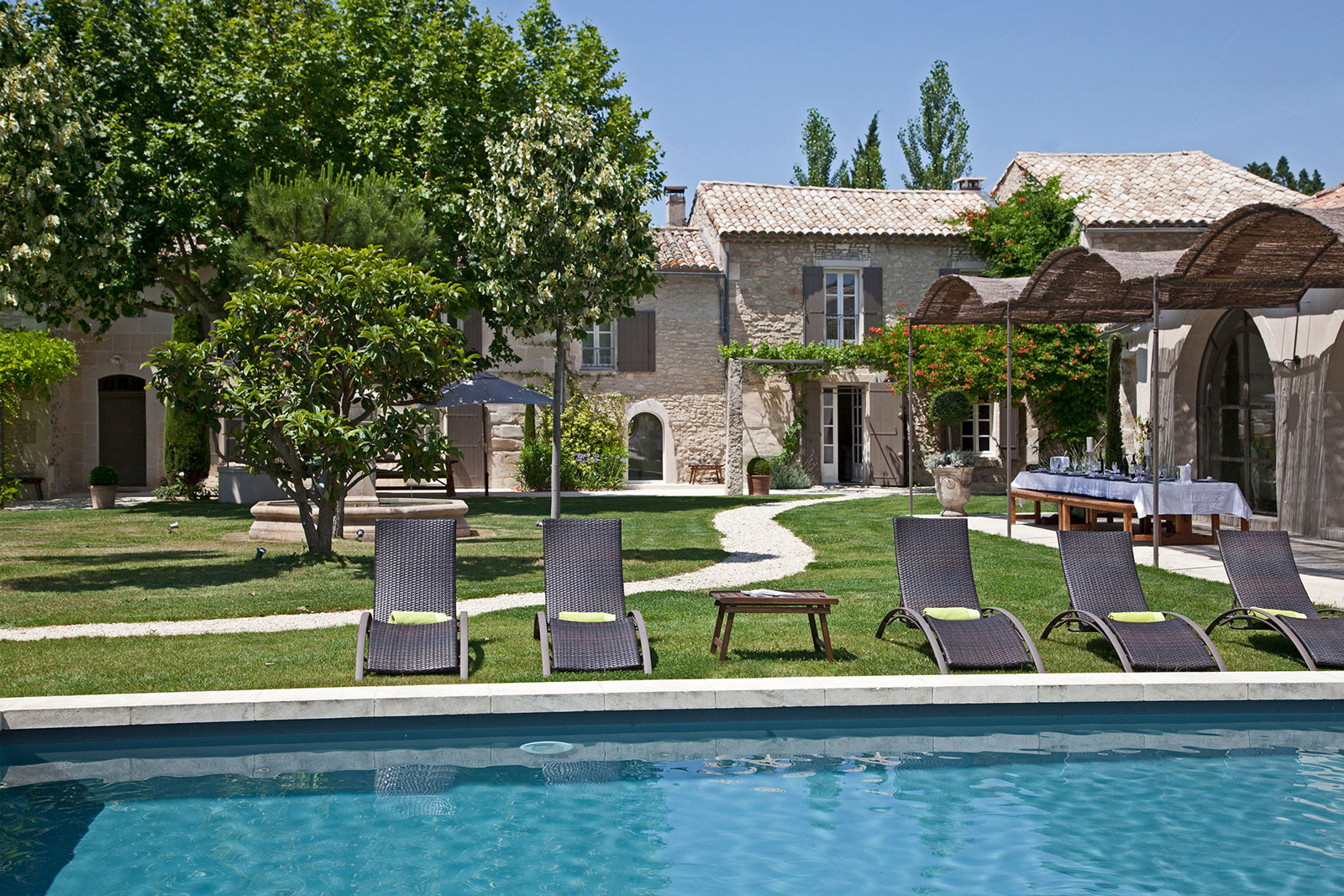 Provence Holiday Villa, Private Pool, Walking Distance to Restaurants