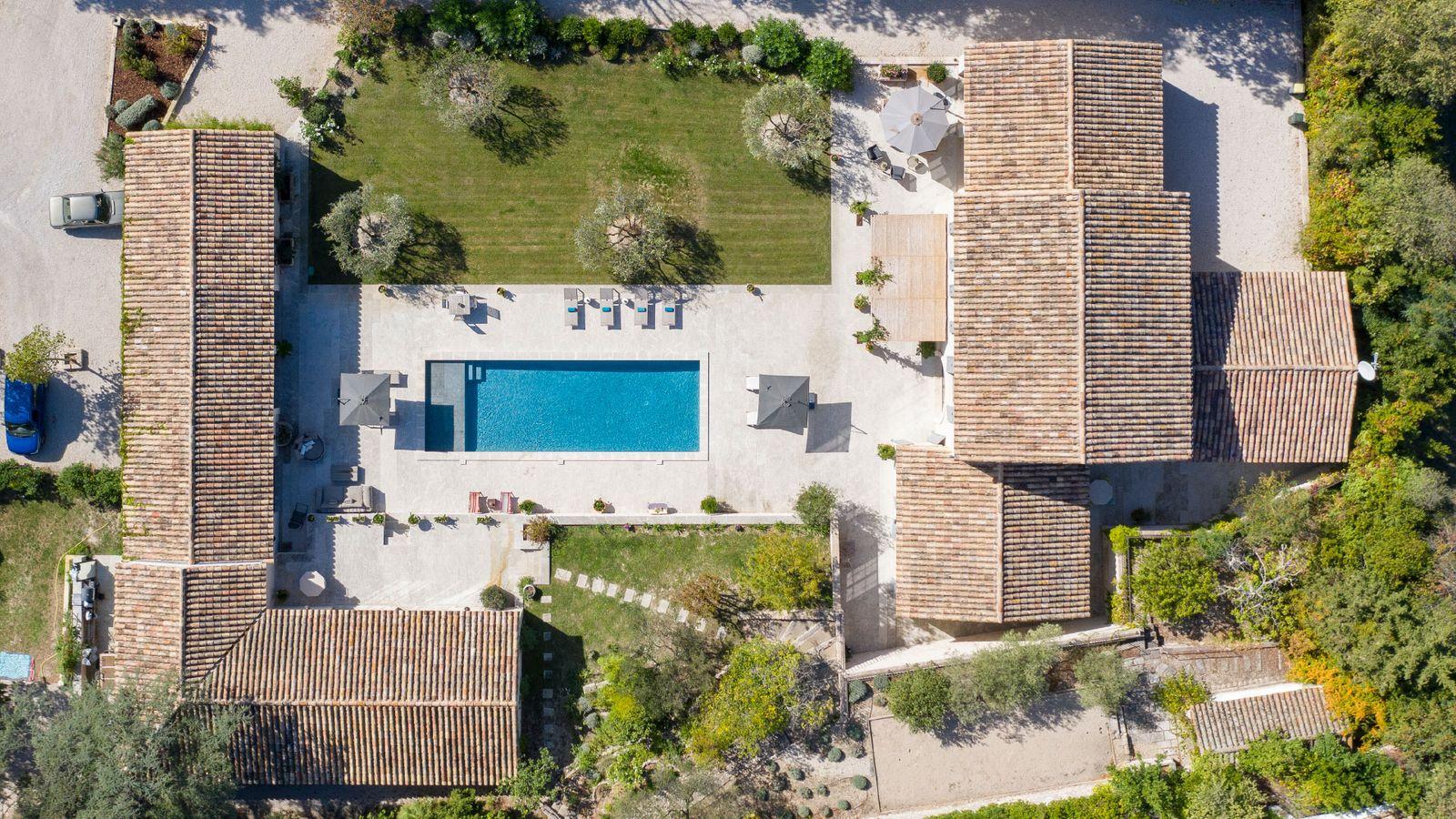 Mas collection propose une sélection de biens immobiliers de prestige