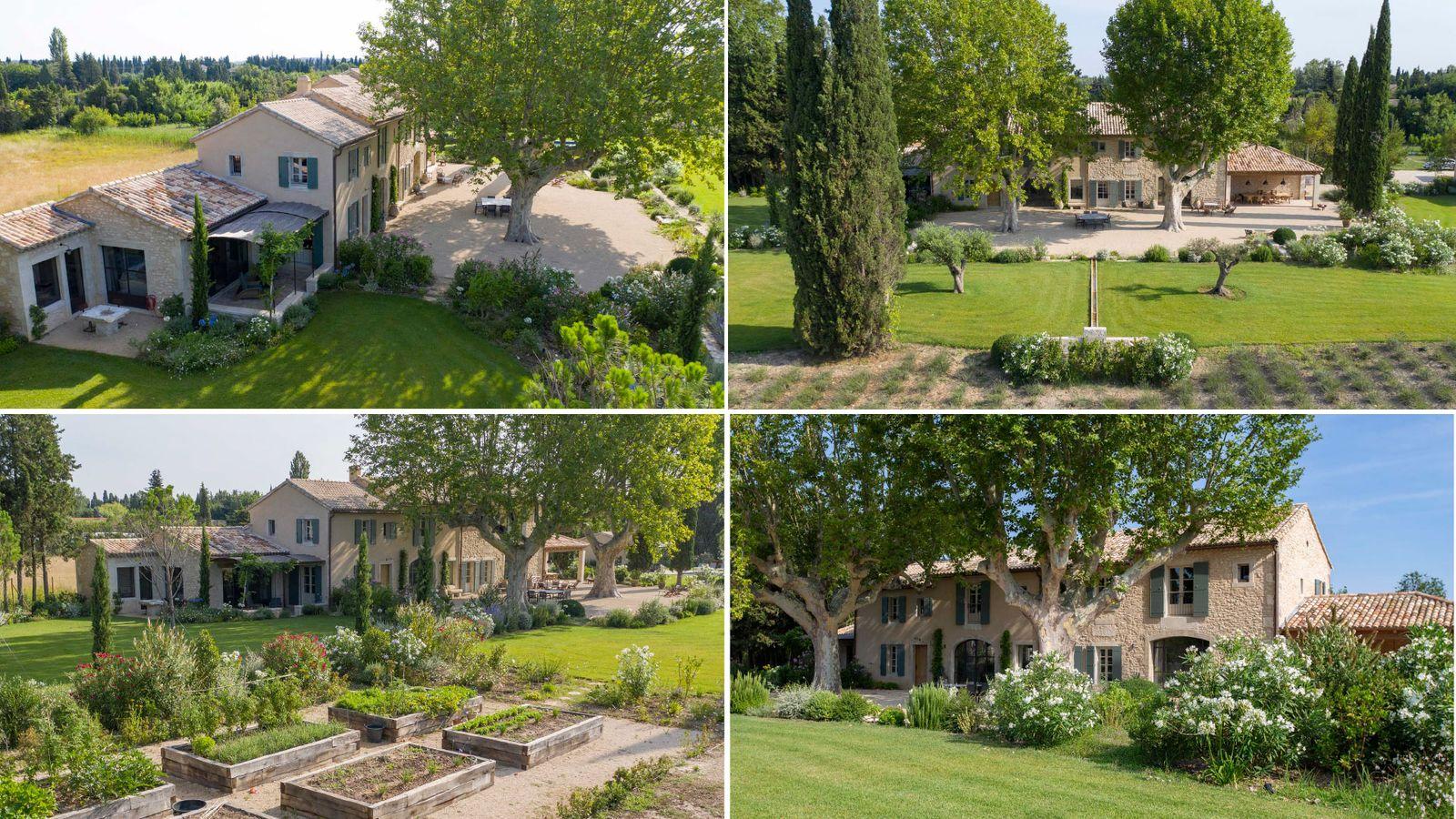Location de luxueuses Villas à Saint-Rémy-de-Provence
