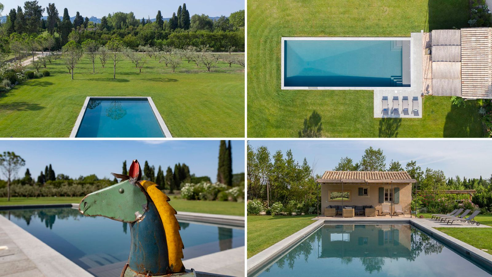 Luxury Villa for rent in France Provence vacations Saint-Rémy-de-Provence