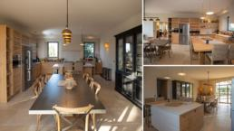 This Mas, renovated property of the Alpilles, welcomes up to 14 people and has a heated pool.