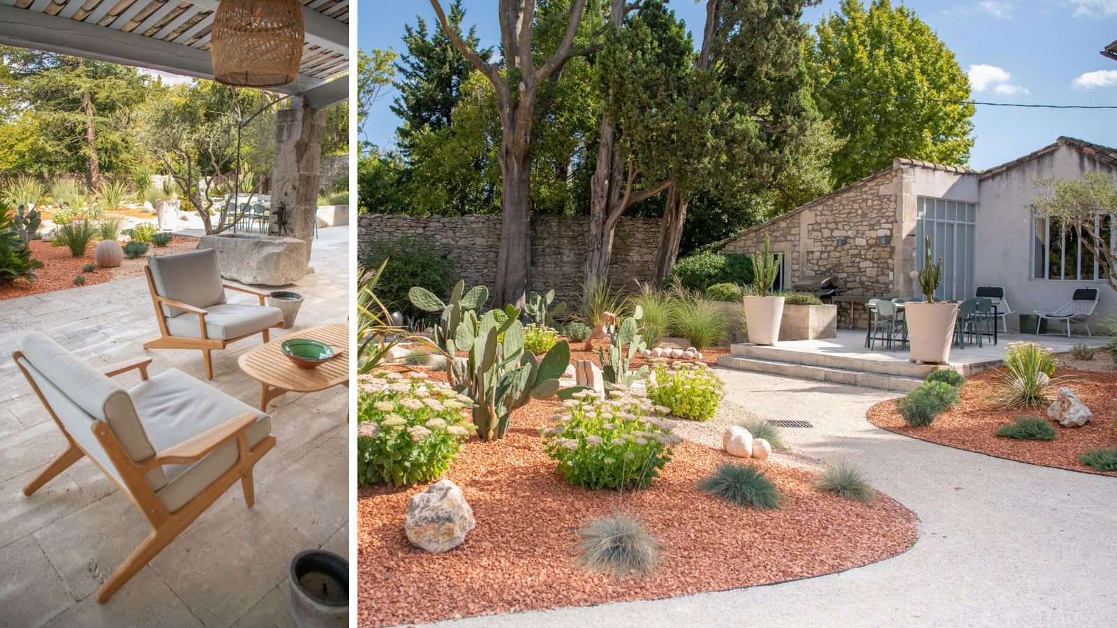 Luxurious house to rent for vacations in Provence
