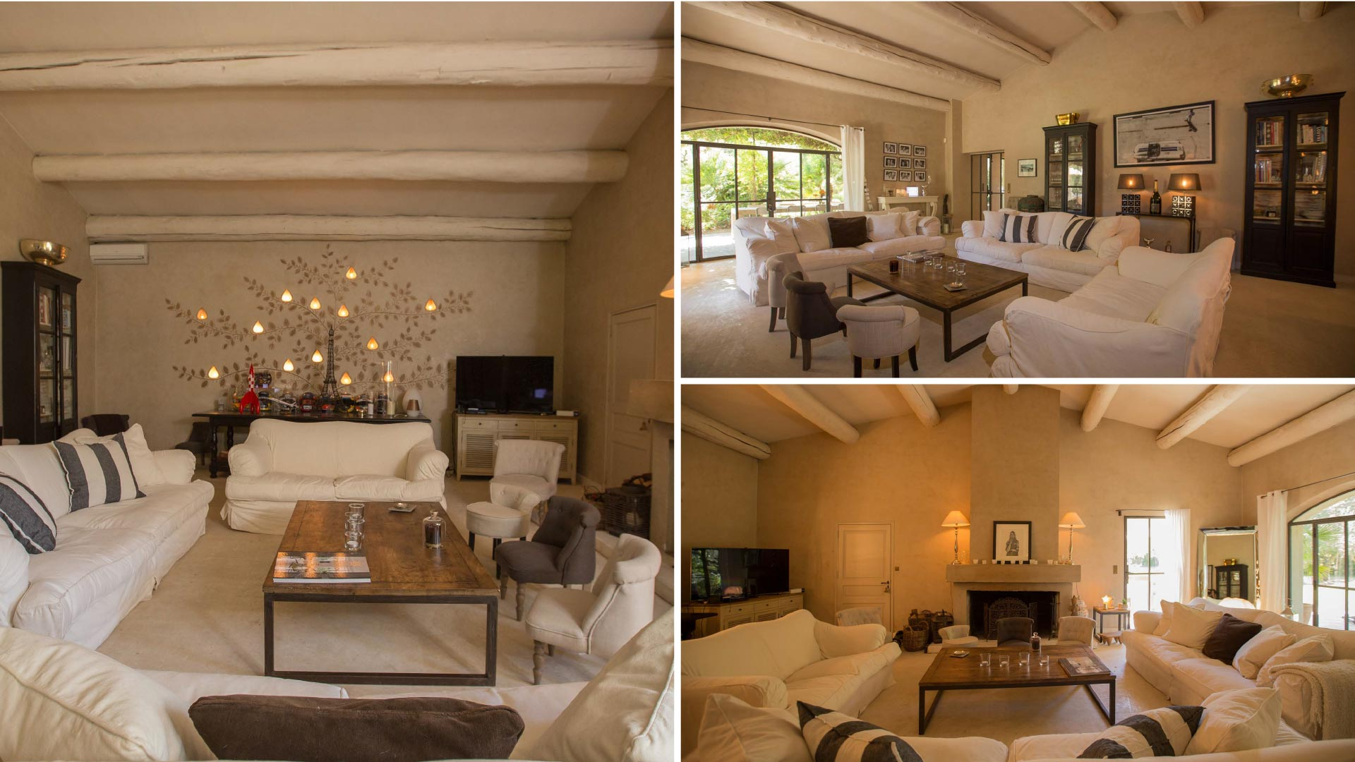 Luxury Villa for rent in Provence in France