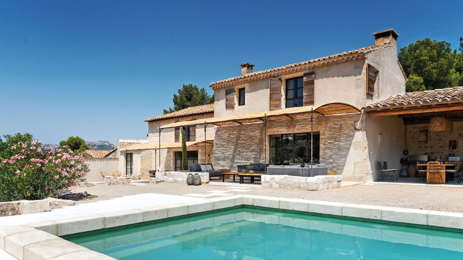 Luxury Villa for rent in France Provence vacations private swimming pool