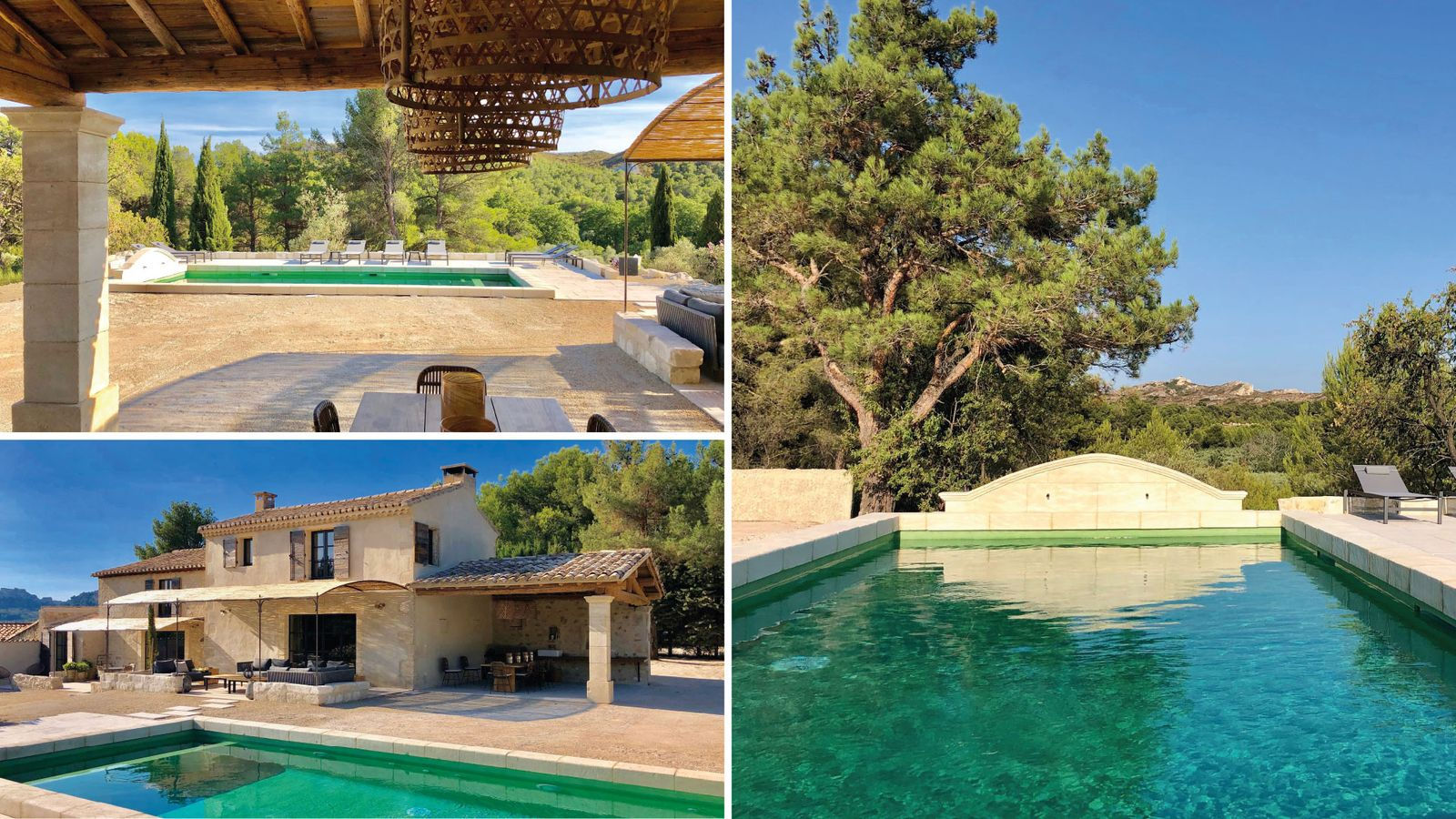 Luxury Villa for rent in France Provence vacations