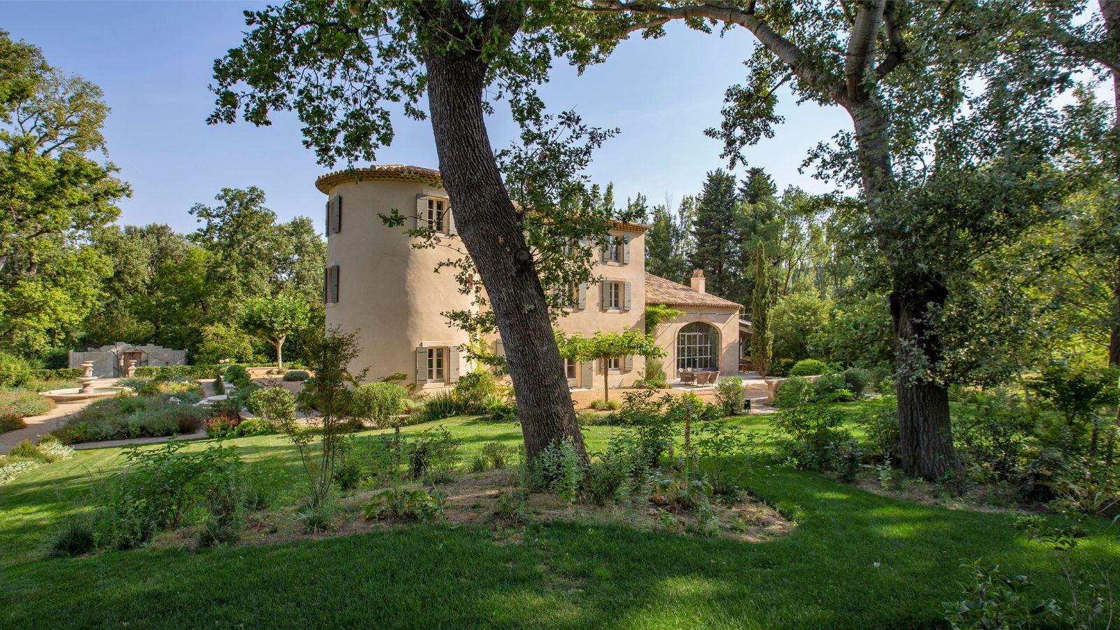 Location de Villas de Luxe en Provence Alpilles Bouches du Rhône