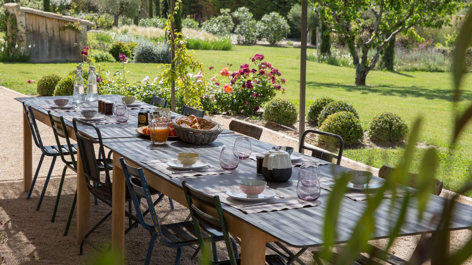Villa en location avec piscine en Provence